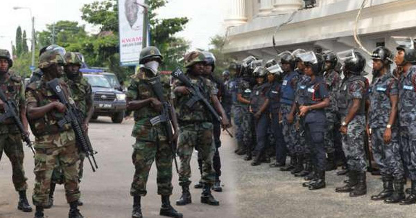Military, Police deployed across Volta to control secessionists' activities- Deputy Information Minister, Mr. Pius Hadzide