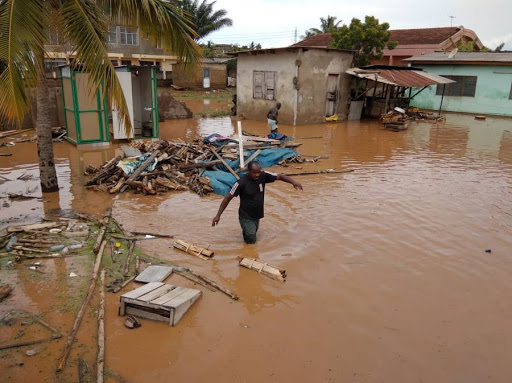Floods cause over 700 inhabitants in West Mamprusi district homeless