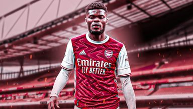 Arsenal complete €50m deal for Thomas Partey