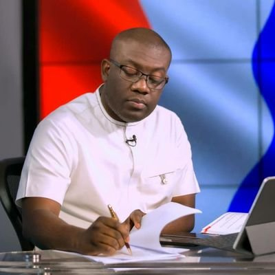 The other side of Kojo Oppong Nkrumah that you did not know