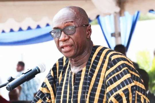 'Ghana is safe; go to other countries and see what's happening' – Ambrose Dery