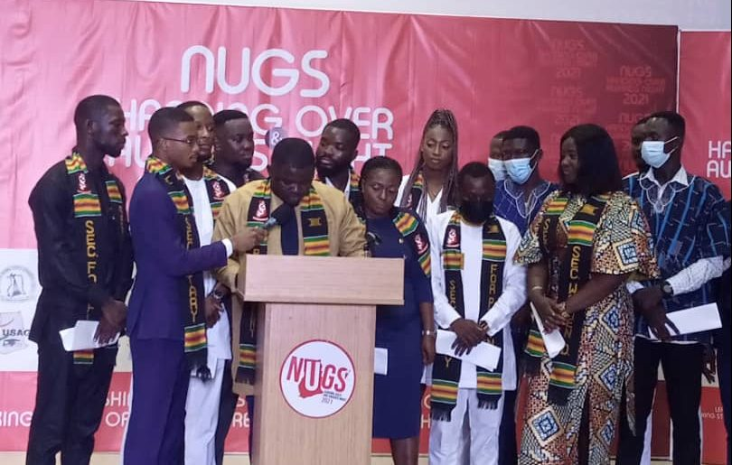 NUGS Will Not Be Controlled by Any Political Party- Emmanuel Boakye Yiadom