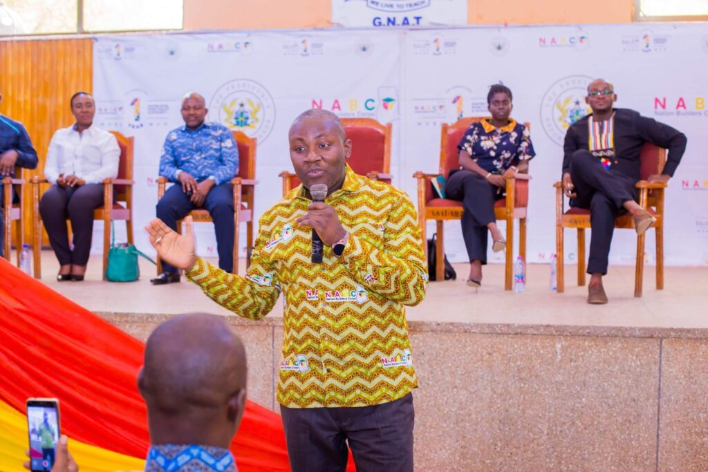 NABCO RMTs to monitor Educate Ghana trainees from Thursday